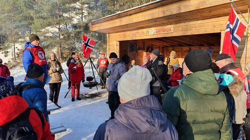 Ny Aktiv til 100 gruppe Hustrudalen i startar opp.