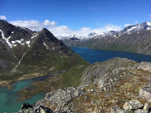 Uke 26: Føremelding for Jotunheimen