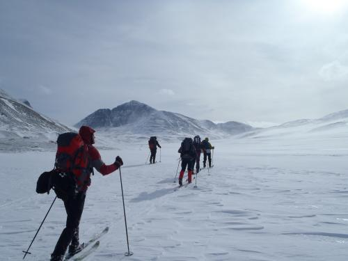 Rondane. Foto: Pål Brustad