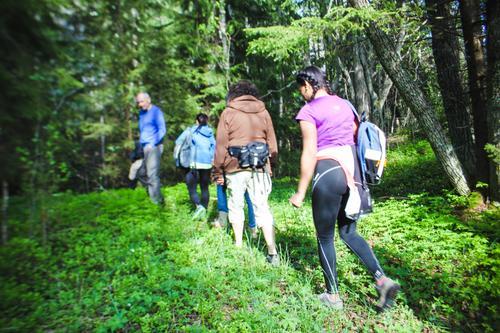 Flerkulturell turgruppe høstprogram