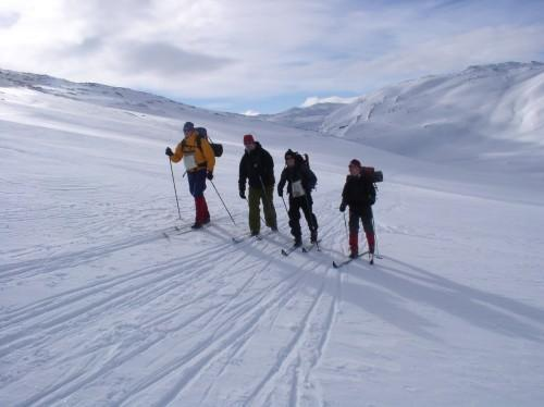 Vintertur i fjellet