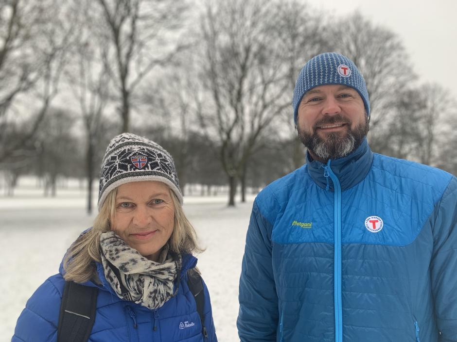 Kristin Krohn Devold, Administrerende direktør i NHO Reiseliv og Dag Terje Solvang, Generalsekretær i Den Norske Turistforening legger vekt på at lokaldemokratiet må bli hørt i vindkraftsaker.