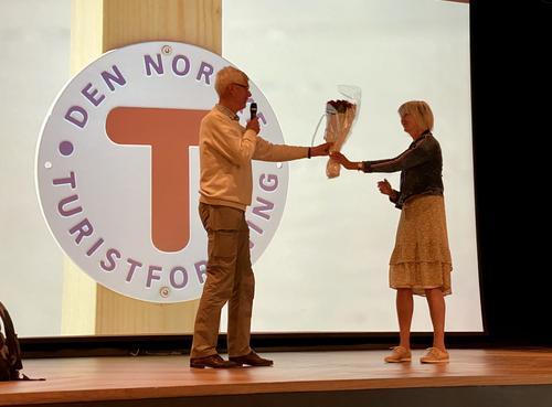 Mie Kaasa takkes av etter 19 år i DNT Sør