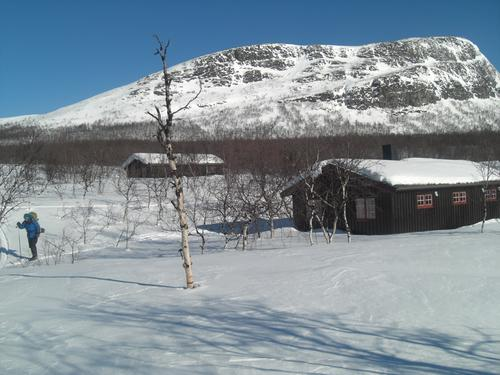 Gamle Goldahytta stengt for vinteren