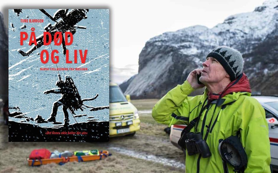 """""""På Død Og Liv"""" av Ture Bjørgen"""