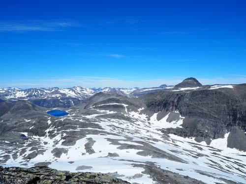 Føremelding for Tafjordfjella og Sunnmørsalpane