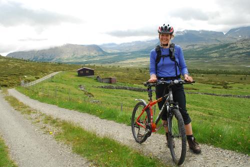 Sykkeltur i Grimsdalen