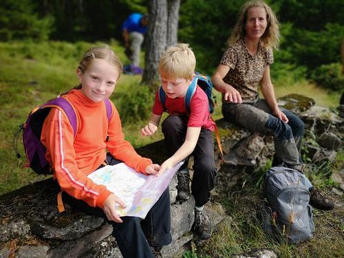 Sprek familie på 7-topperstur i 2019