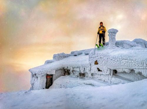 Hytte åpner snart for vinteren