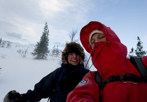 Slik planlegger du vinterturen i fjellet