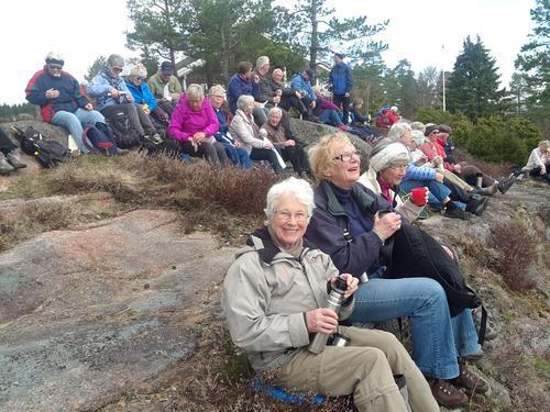 Seniortur til Melsomvik