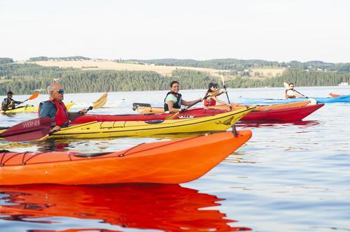 Mestring på Mjøsa! Få plasser igjen på padlekurs i august