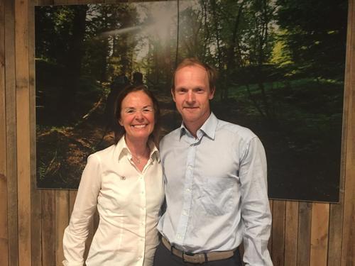 Christian Reusch ny styreleder i DNT Oslo og Omegn