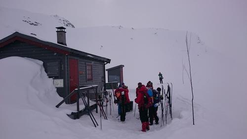 Dramaet i Tafjordfjella
