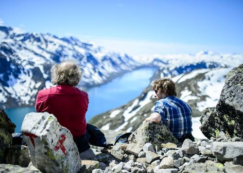 Sommerfjellet er åpent - velkommen til fjellfestival for små og store!