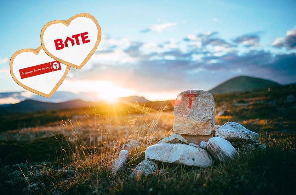FRILUFTSPARTNERE: Bate Boligbyggelag knytter et enda sterkere vennskapsbånd til Stavanger Turistforening og inngår nå en ny samarbeidsavtale hvor de blir Friluftspartner til foreningen.
