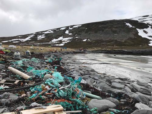 Søppelaksjonen i Bastafjorden