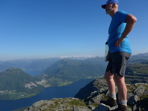 Tur 1: Vintertun - Opheim