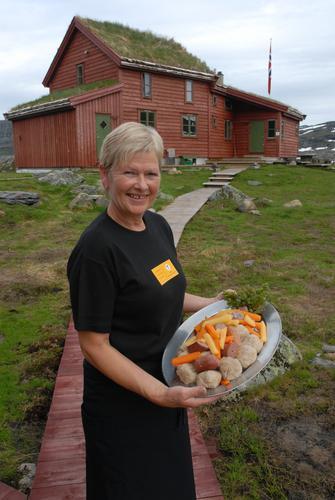 Minneord Solfrid Moen – «Mor Stranddalen»