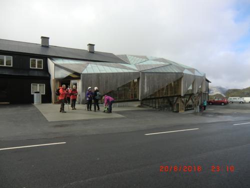I starten på august hadde Seniorgruppa tredagerstur med utgangspunkt fra Sognefjellshytta