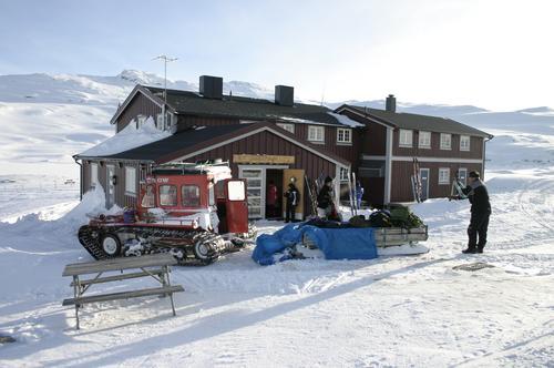 Iungsdalshytta, foto: DNT Oslo og omegn