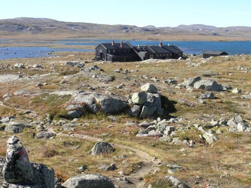 sandhaug Foto: Torfinn Evensen