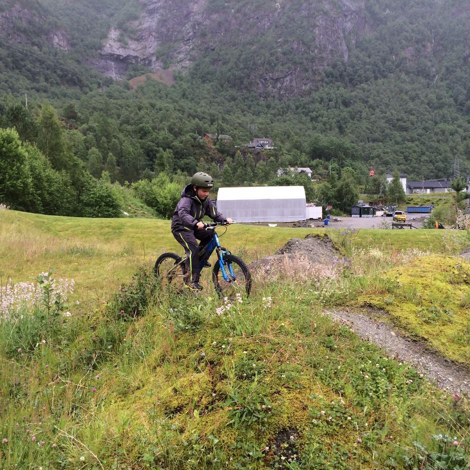 Kult med sykkel