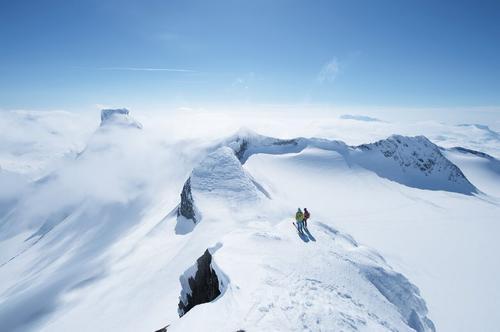 Fjellsport vinterturer og kurs