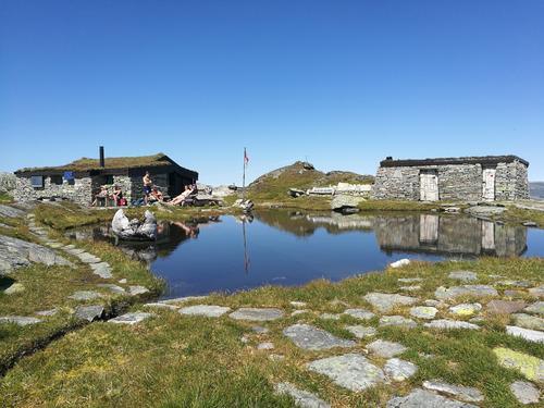 Turtips: Dagstur til Breidablik innom Skrott (1320 moh)