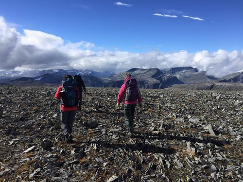 Vollasetra - tur til Kråkvasstind
