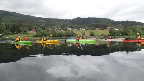 10 nye våtkort i Valdres
