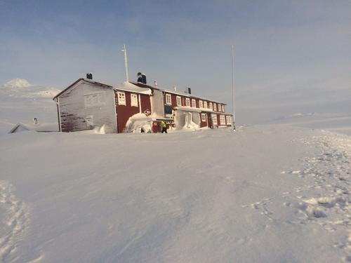 Nå er det straks sesong på Hardangervidda igjen
