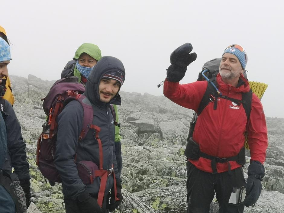 Turleder Asle Nistad