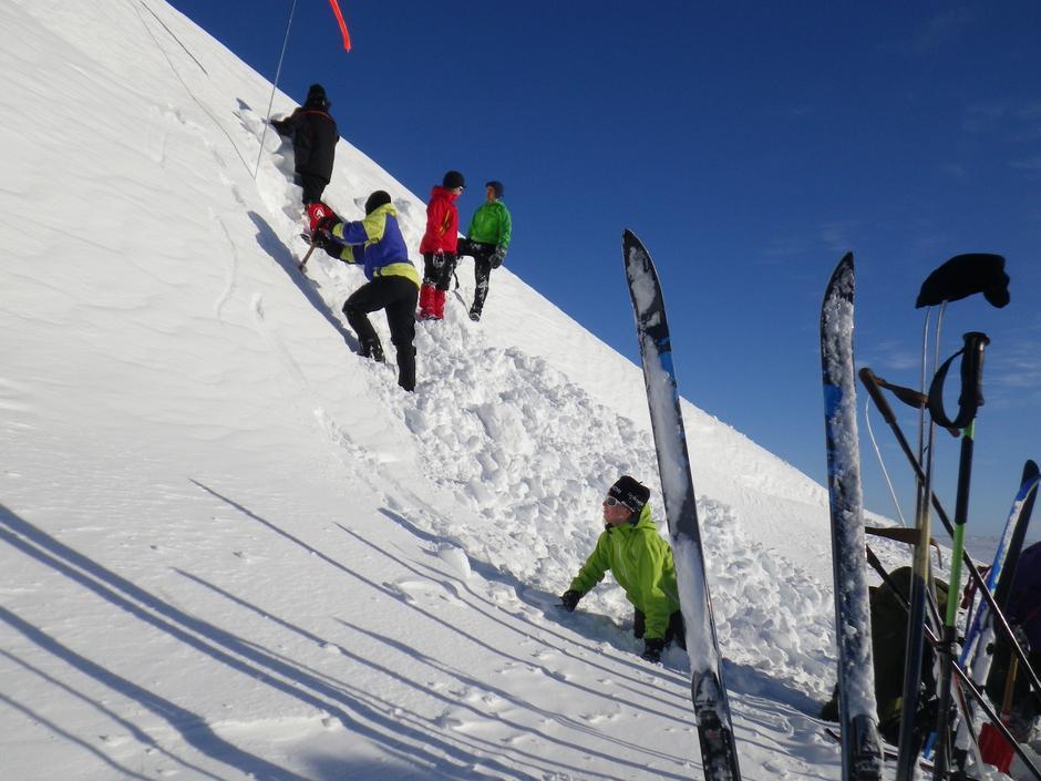 VinterBaseCamp i Åstdalen er for aldersgruppa 11-16 år.