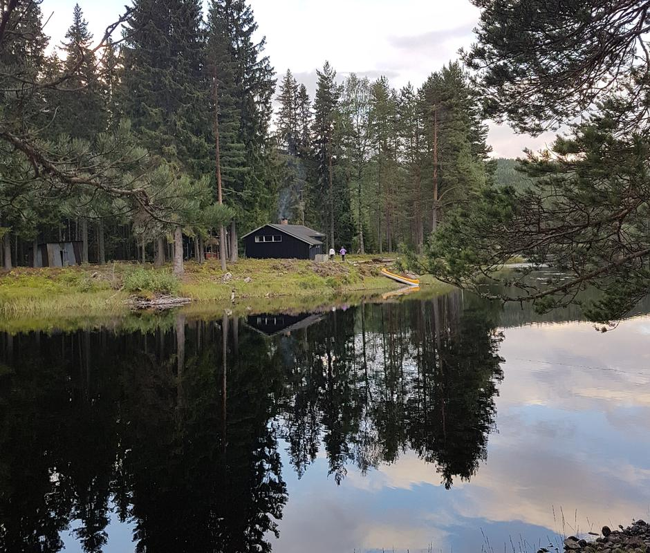 Bjørketangen i Sætersjøen