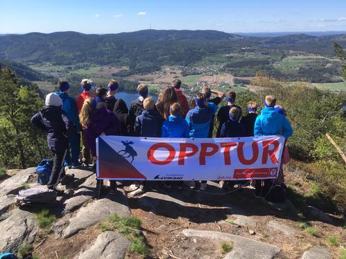 DNT Telemark Inviterer alle åttendeklassinger med på tur