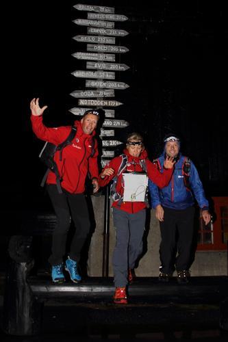Løper seks fjellmaraton på fem dager