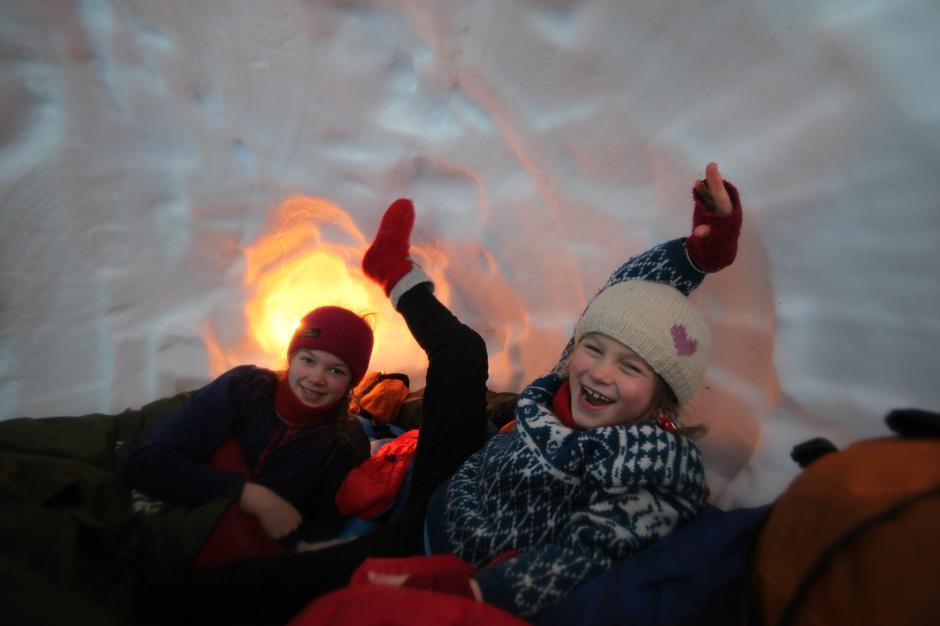 16. mars har du to muligheter til å treffe Villmarsbarna fra serien som gikk på NRK Super.