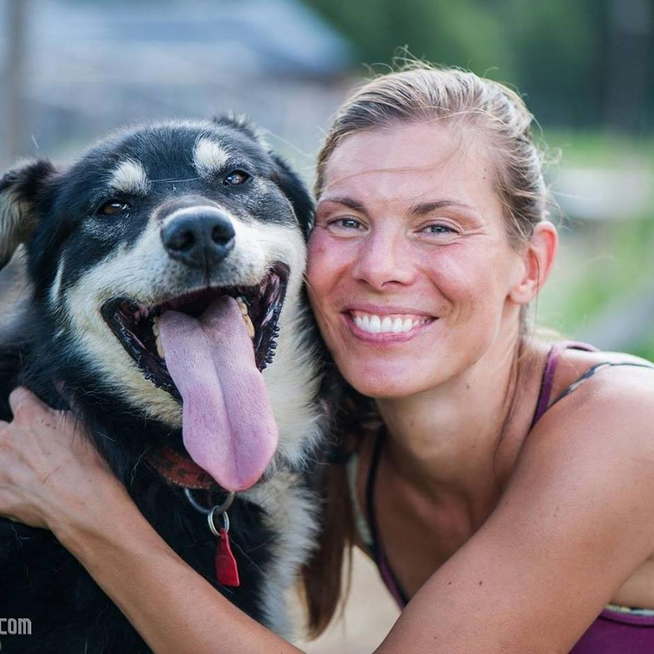 """Velkommen til foredrag med Sigrid Ekran! """"Et liv med hunder og store drømmer. Kalde fingre, og noen flotte nærturer""""."""