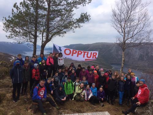 Opptur i Bremanger kommune