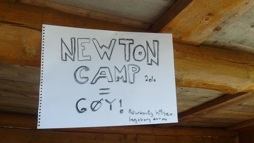 Newton Camp 2016