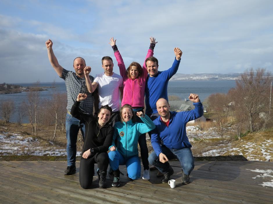 Styret i DNT fjellsport Bergen