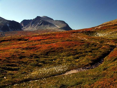 Høsttur i Rondane