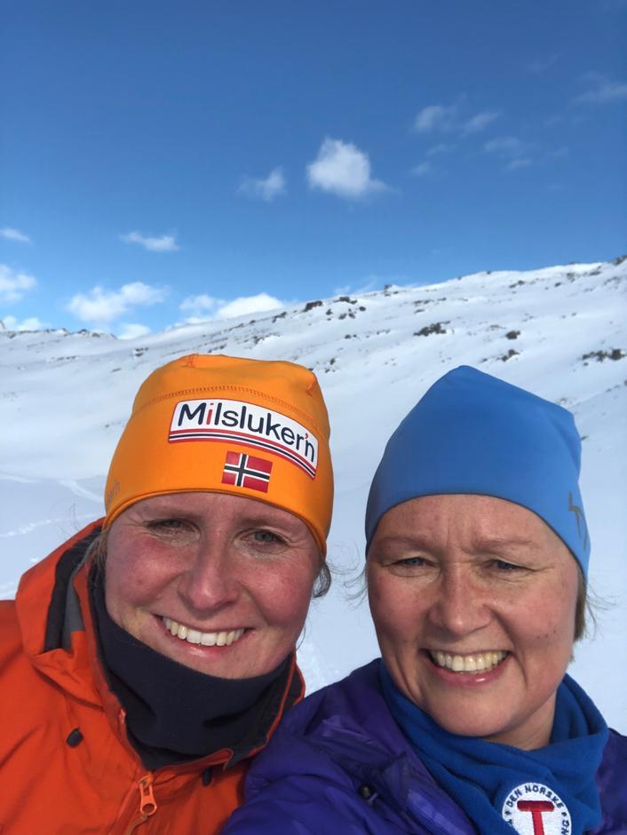 Turlagsveteranene Kristin Haga Martinsen og Heidi Holmgren gir etter henholdsvis 13 og 17 år i styret stafettpinnen videre.