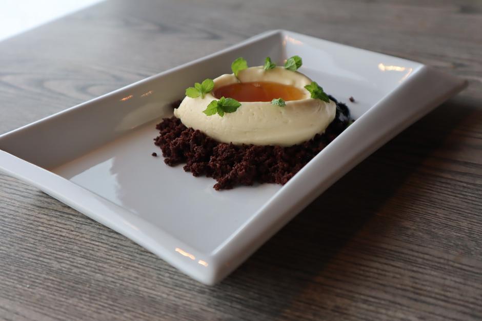 Dessert fra vår treretters meny