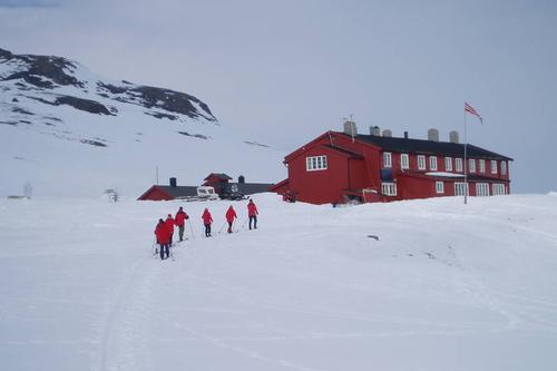 Hyttene på Hardangervidda åpner 17.mars