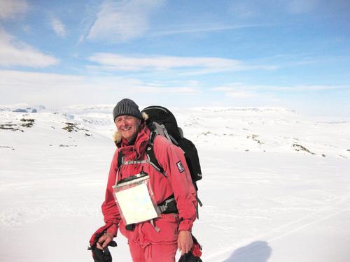 Årets turleder 2016: Bengt Arne Johannessen