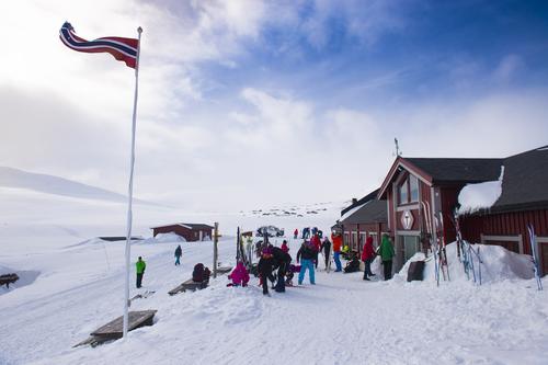 Legg vinterferien til fjellet