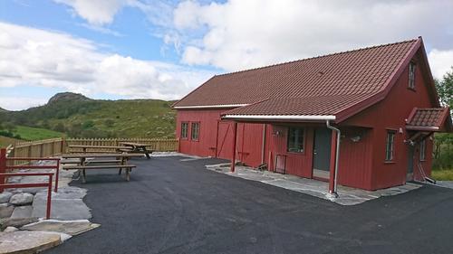Vi møtes ved Friluftslåven på Gramstad