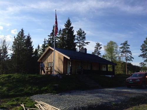 Nye Speiderhytta, Spydeberg